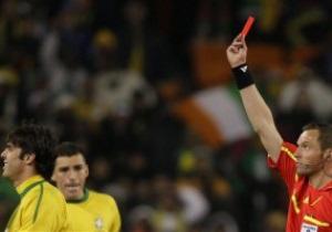 Стали известны арбитры полуфиналов Евро-2012