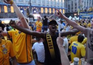 Директор Євро-2012: Проблема расизму в Україні виявилася домислами західних ЗМІ