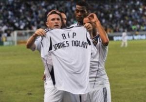 Капитан сборной Ирландии посвятил гол погибшему во время Евро-2012 болельщику