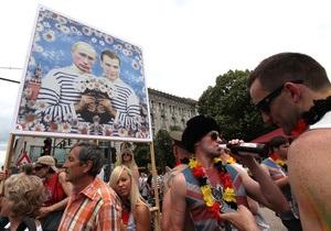 У берлінському гей-параді взяли участь 700 тисяч осіб