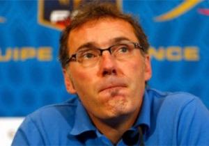 Тренер сборной Франции признал, что просчитался в матче с испанцами