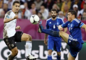 Встреча противоположностей. Анализ четвертьфинала Евро-2012 Германия - Греция