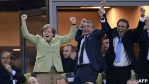 Німеччина з рахунком 4-2 переграла Грецію у чвертьфіналі Євро