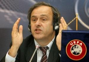 Київ прийме Виконком UEFA