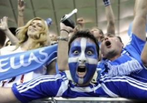 У Греції бояться, що фанати будуть освистувати гімн Німеччини