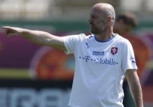 Тренер збірної Чехії: Проти Португалії ми гратимемо від оборони