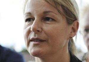 Німецький лікар Тимошенко повернулася до Харкова