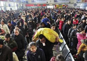 Більше 100 млн людей в Китаї живуть за межею бідності