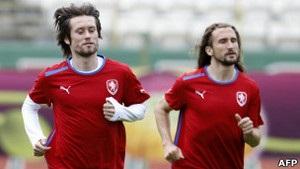 У першому чвертьфіналі Євро-2012 зіграє Чехія і Португалія