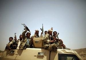 У Ємені військові знищили 30 бойовиків Аль-Каїди