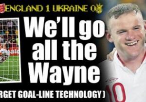 З панікою і за допомогою суддів. Огляд англійських ЗМІ після матчу Україна - Англія