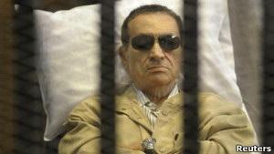 Екс-президент Єгипту Мубарак перебуває при смерті