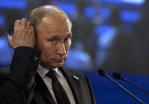 Путін назвав умову, за якої Росія погодиться на зміну влади в Сирії
