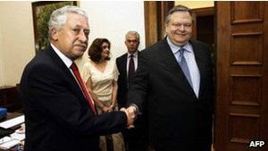 Грецькі партії намагаються сформувати коаліцію