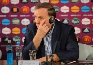 Российские парламентарии требуют себе права назначать тренера сборной