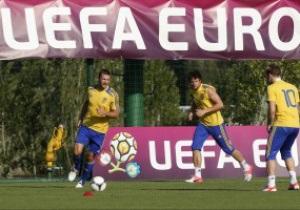 Букмекеры не верят в сборную Украины в матче против Англии