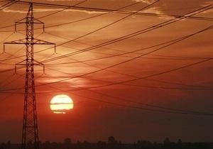 Україна за п ять місяців збільшила експорт електроенергії на 66,1%
