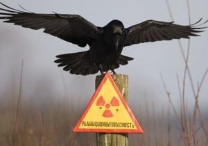 Троє іноземців на авто намагалися прорватися в зону відчуження Чорнобиля