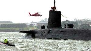 Реакторы для британских подлодок сделает Rolls Royce