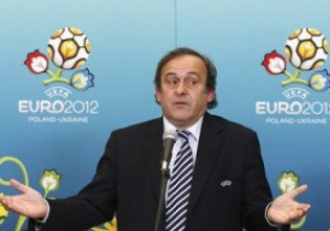 Платини: В финале Евро-2012 будут играть Испания и Германия