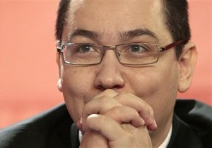 Прем єр-міністра Румунії звинуватили у плагіаті