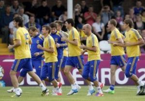Букмекери не вірять в успіх збірної України в матчі проти Англії