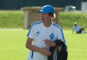 Сьомін назвав причину програшу збірної Росії команді Греції