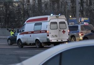 У Запорізькій області в результаті ДТП постраждали шестеро росіян