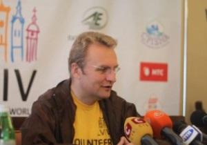 Львов отчитался за Евро-2012