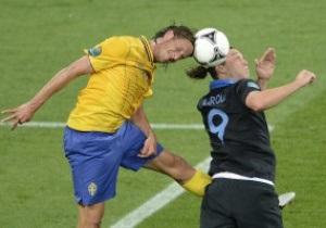 Шведский защитник стал отцом и вернулся на Евро-2012