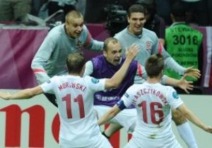 Браво, Федерация. Капитан сборной Польши назвал виновников провала на Евро-2012