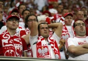 Сборная Польши извинилась перед болельщиками за неудачное выступление на Евро-2012