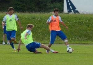 Киевское Динамо расправилось с клубом из Австрии