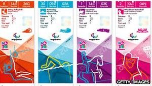 МОК розслідує повідомлення про чорний ринок квитків на Олімпіаду-2012