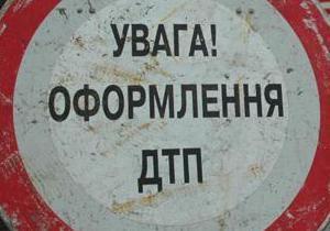 У Миколаївській області в результаті ДТП постраждали дев ять осіб, серед них - дитина
