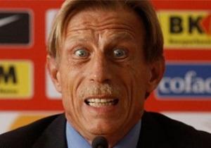 Динамо ведет переговоры со скандальным немецким тренером