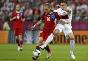 Чехія-Польща - 1:0. Текстова трансляція