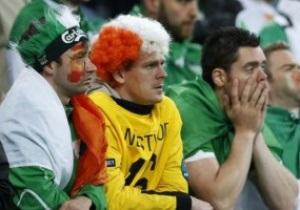 Рой Кін розкритикував ірландських уболівальників за спів на стадіоні