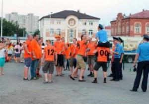 МВД: Фанатских столкновений в Украине вчера не зафиксировано