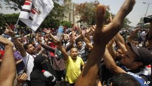 Єгипет: Брати-мусульмани застерігають від  небезпечних часів