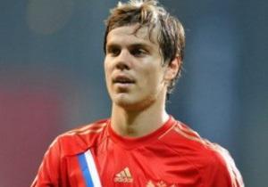 Збірна Росії втратила форварда до кінця Євро-2012