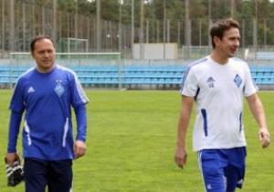 Косовский и Хацкевич возглавили динамовских юниоров