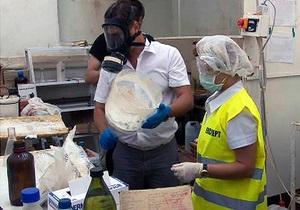Одеські хіміки розробили і продавали новий вид наркотику