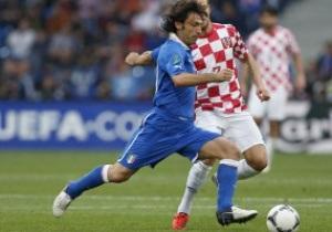Италия и Хорватия не определили победителя