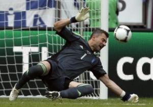 Збірна Греції втратила основного голкіпера