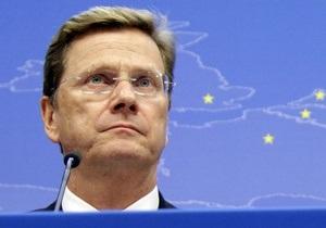 Глава МЗС Німеччини закликав футбольних фанів не забувати про Тимошенко