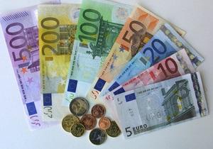 Інфляція у єврозоні сповільнилася до мінімального за 15 місяців рівня
