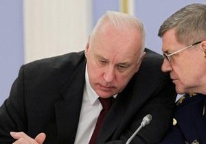 Глава СКР назвав заяву редактора Новой газеты  маячнею запаленого мозку