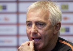 Тренер збірної Голландії: У нас залишився один шанс