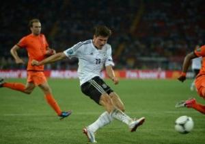Битва амбиций: Германия побеждает Нидерланды благодаря дублю Гомеса